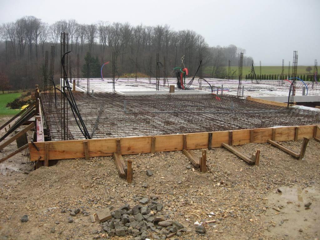 Comment Fabriquer Une Terrasse En Beton comment faire un coffrage pour dalle béton? - pavebéton