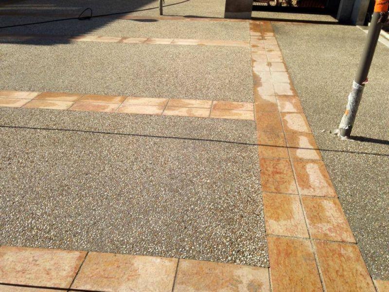 dalle beton desactive