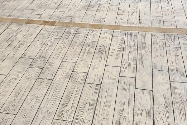 Prix d'une terrasse en béton de 50 m2