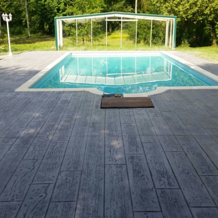 Prix terrasse en béton 50 m2