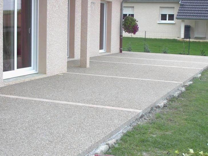 terrasse beton desactive