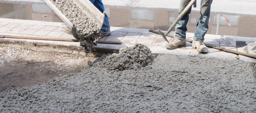 le dosage du beton maigre