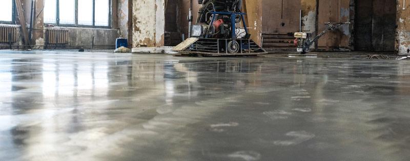 surfacage beton industriel