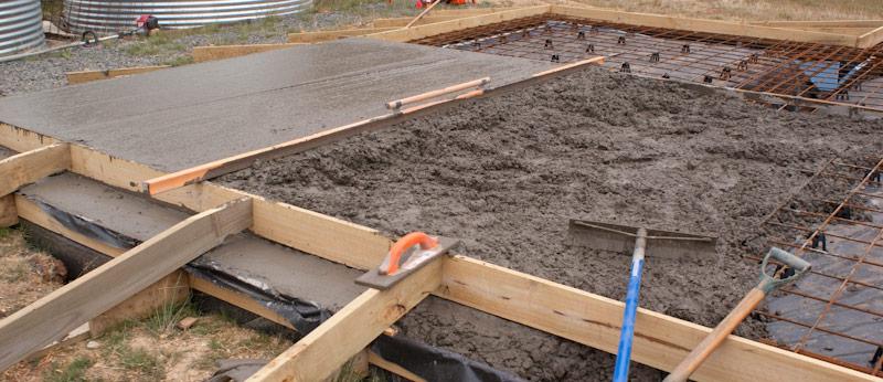 enlever le coffrage apres le sechage du beton