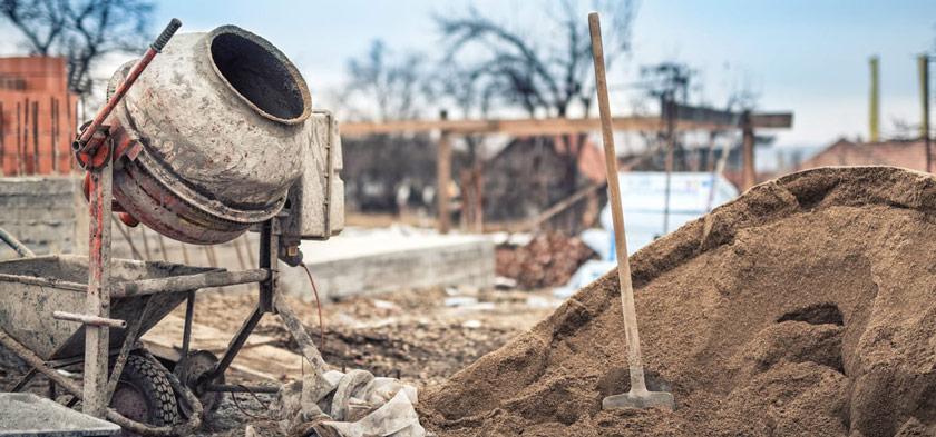 Barbotine ciment, mortier,  béton. Comment utiliser?