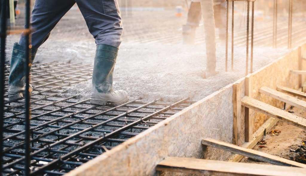 Comment faire le ferraillage des fondations d'une maison?