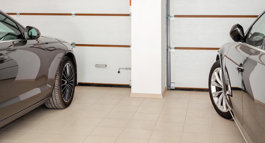 Le carrelage pour sol de garage