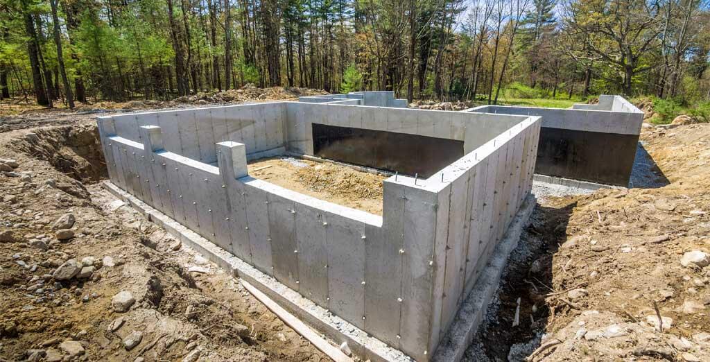 fondations profondes pour maison