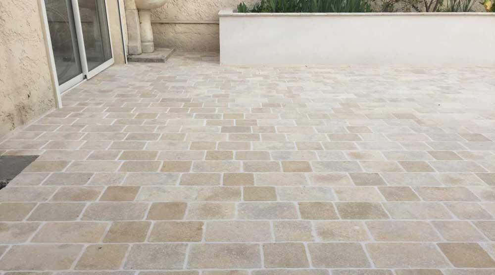 Paves - Revêtement de sol pour une terrasse
