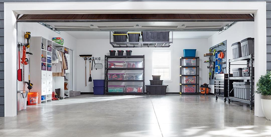 Revêtement de sol garage: Avantages, Types, Prix.
