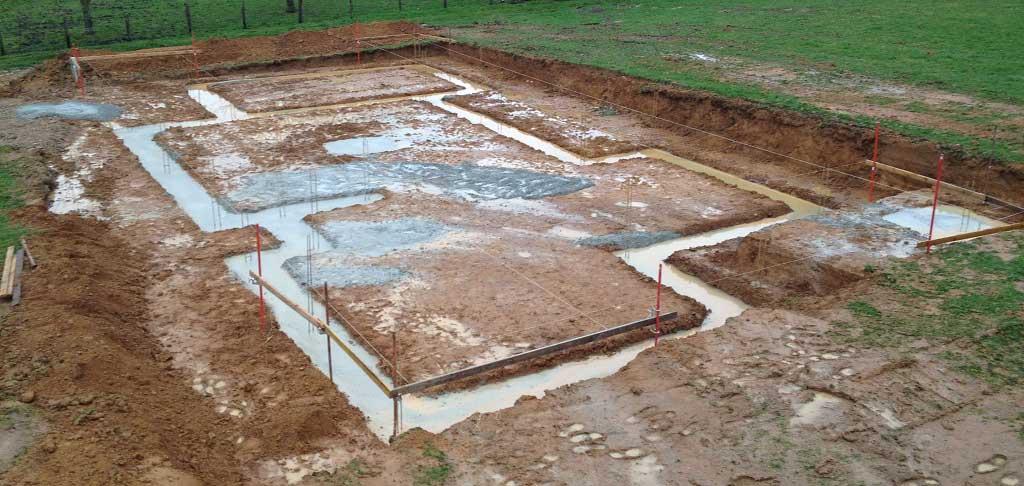 calcul béton de fondation