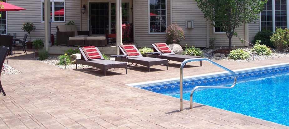 Comment faire une Dalle béton pour piscine hors sol?