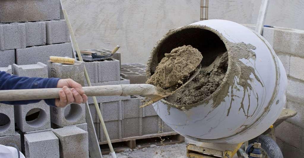 Comment faire le dosage du mortier à la bétonnière?