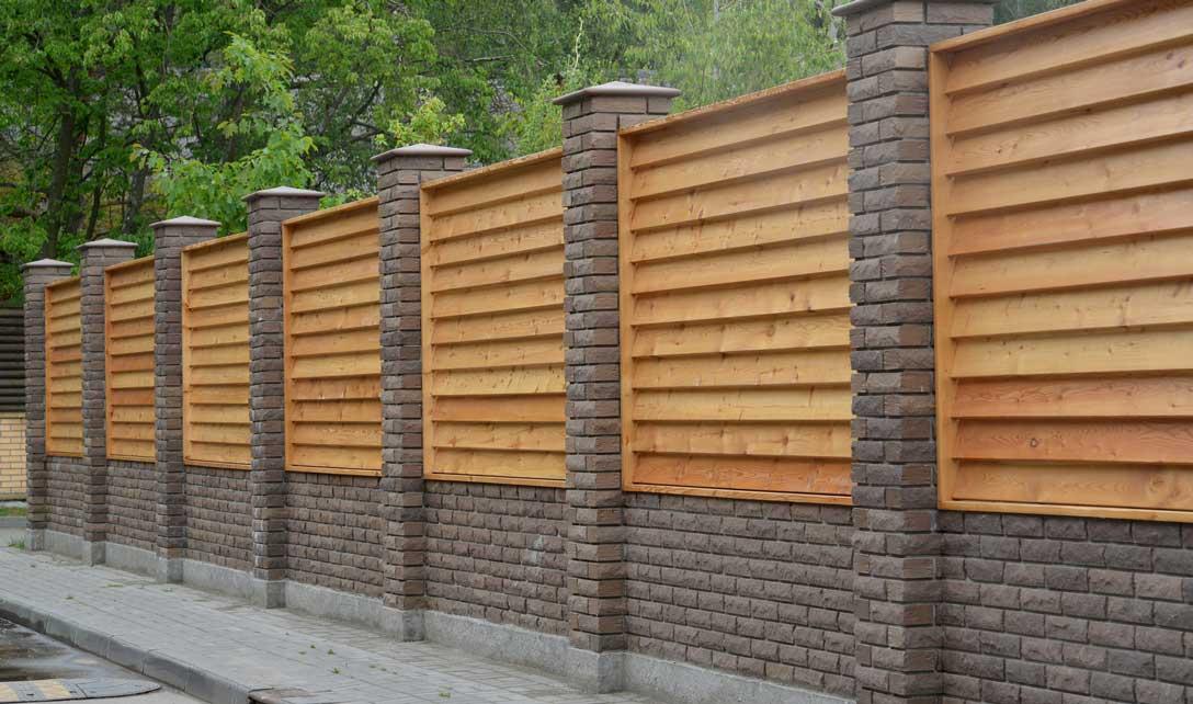 Prix mur de clôture: Types, Avantages, Coût de la pose