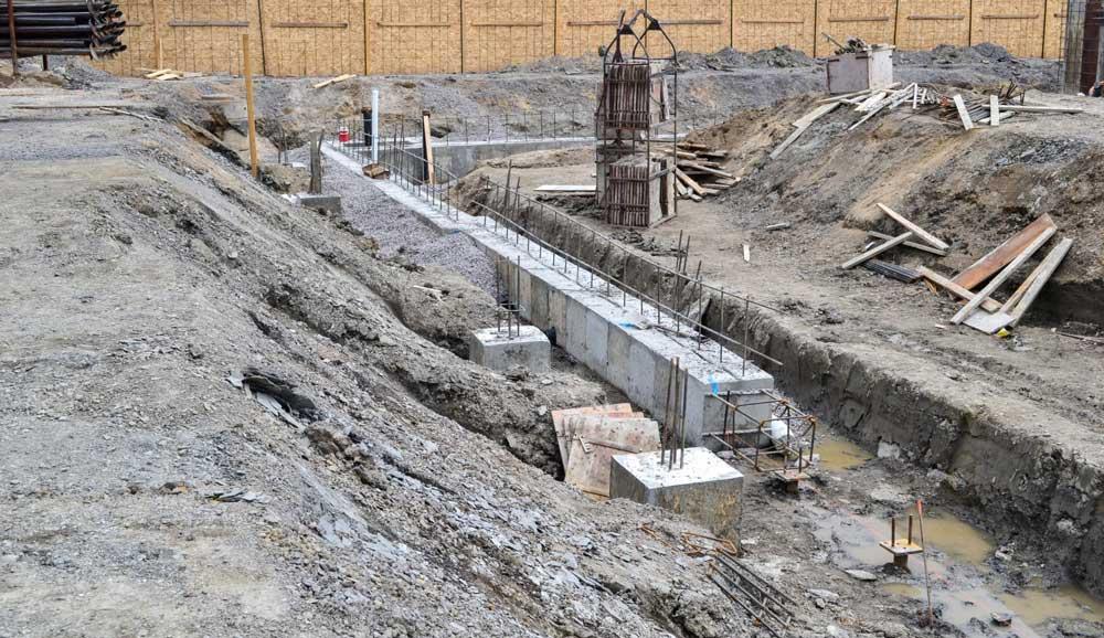 Qu'est-ce que la longrine de fondation en béton?
